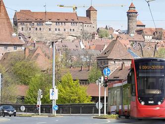 Siemens livrera des « tramways économes » à Nuremberg