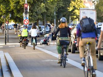 Nantes : premiers impacts du vélo sur la circulation