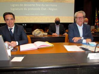 L'Etat s'engage en Bourgogne-Franche-Comté