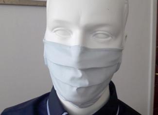 Herbert Kneitz fournit des tissus pour masque