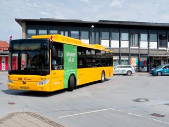 Copenhague : Keolis dessert deux îles en bus