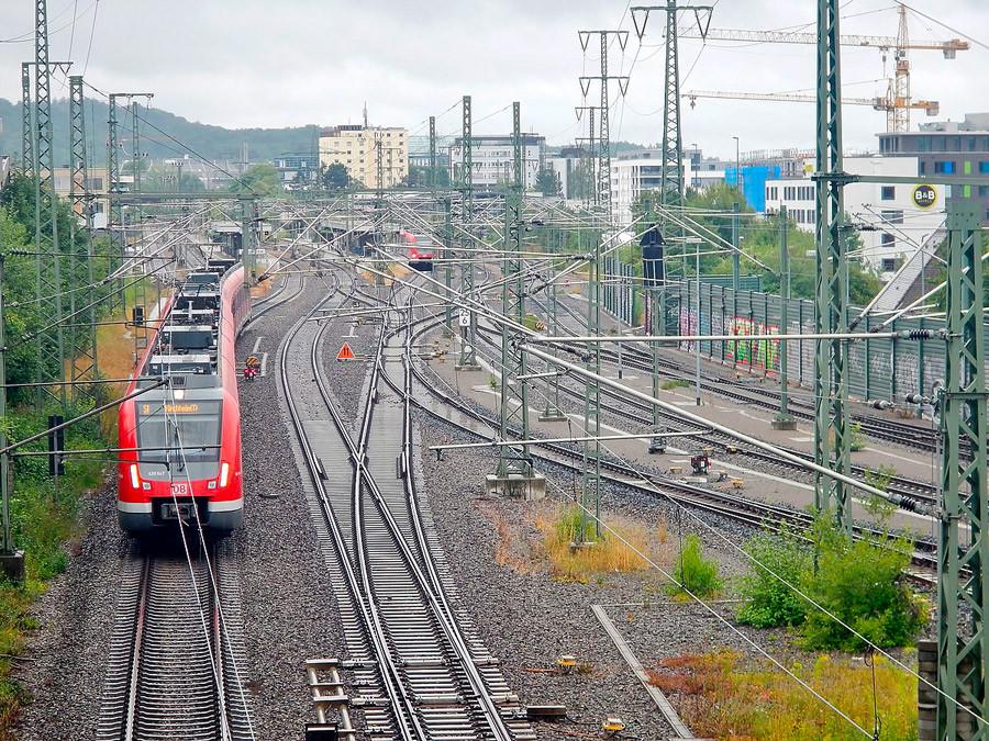 Noeud ferroviaire de Stuttgart