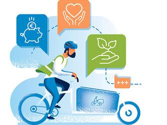 Eni s'engage en faveur de la cyclo-mobilité