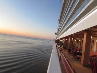 Norwegian Cruise Line à la télé… en attendant mieux