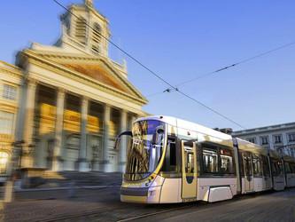 Bombardier fournira 30 tramways Flexity de plus à Bruxelles