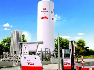 Primagaz et AVIA ouvrent trois nouvelles stations GNV