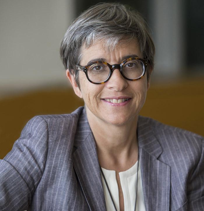 Catherine Guillouard, présidente de la RATP