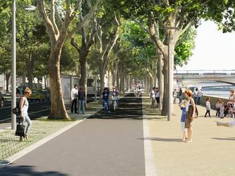 Lyon : feu vert pour la déqualification de l'A6/A7
