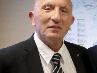 Antoine Cataldo, directeur général d'Autocars Faure