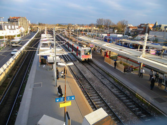 IDFM renouvellera les trains du RER B