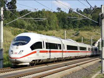 La technologie ETCS d'Alstom pour l'ICE3