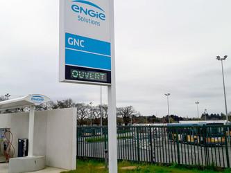 Quimper Bretagne Occidentale ouvre au public une station GNV