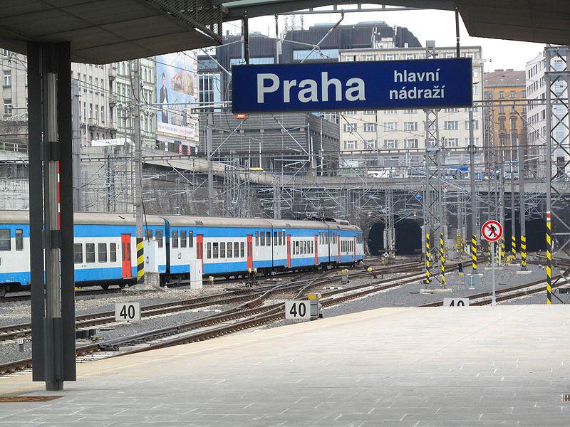 2017, réorientation des Chemins de fer tchèques