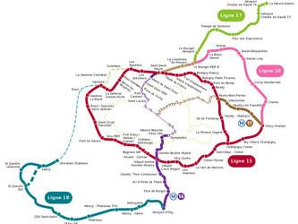 Le Grand Paris des transports rate les JO