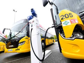 Mulhouse achète 41 bus au biogaz