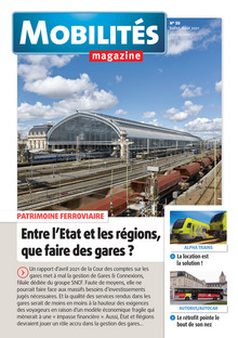 Mobilités Magazine n°50