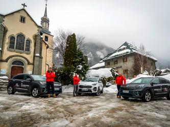 Avec Kia, Chamonix veut limiter le recours à la voiture individuelle