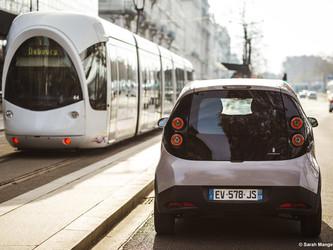 Lyon : Interopérabilité des badges Técély avec les bornes Bluely