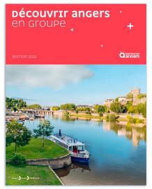 Angers lance sa nouvelle brochure groupes 2021