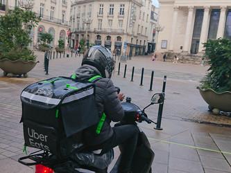 Nantes : deux-roues à moteur thermique dans le viseur