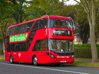 BYD se prépare à la mise en service de Bus2Grid à Londres