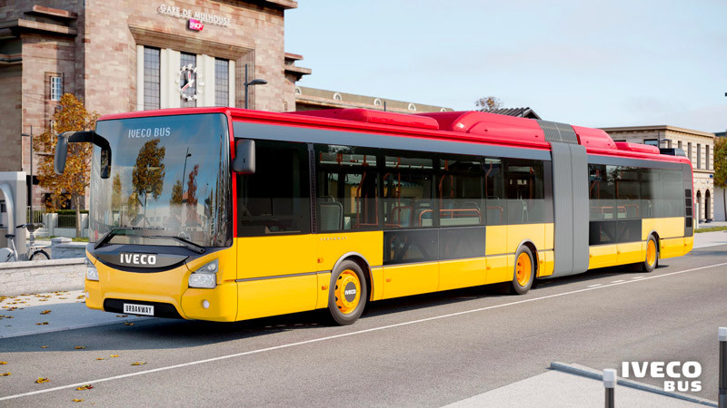 Iveco Bus - Urbanway Natural Power