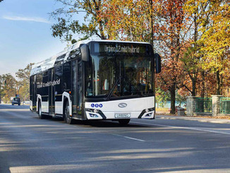 Solaris présente un nouveau bus mild-hybrid