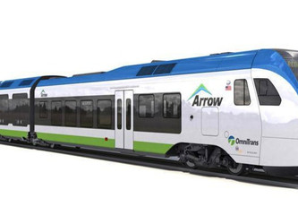 Stadler : premiers trains à hydrogène en Californie