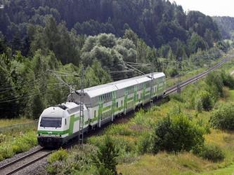 Bouchées doubles pour la double voie en Finlande