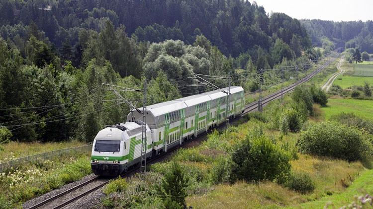 train Finlande