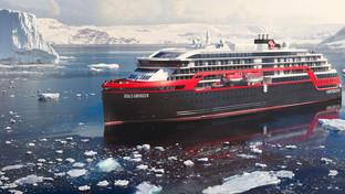 Hurtigruten crée une entité pour les croisières d'expédition