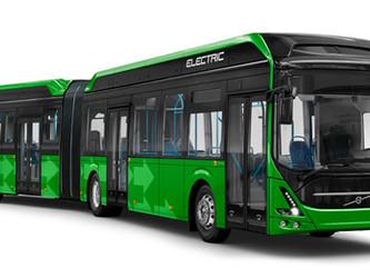 Volvo Bus reçoit commandes pour 122 bus électriques en Suède