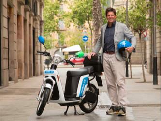 Les scooters Cooltra arrivent à Paris