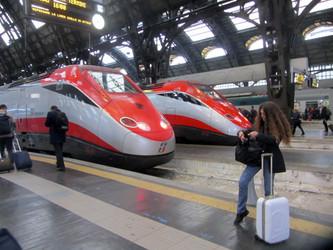 Mercitalia Fast : la grande vitesse pour les messageries en Italie