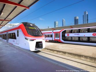 La RENFE achète 152 rames X Trapolis Alstom
