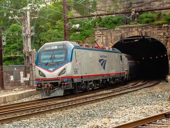 Amtrak se lance à l'assaut du « point noir » du Tunnel de Baltimore