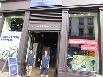 Repair and Run se déploie en France et en Amérique du nord