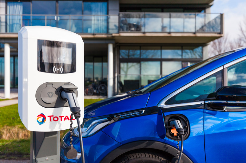 Total acquiert Charging Solutions