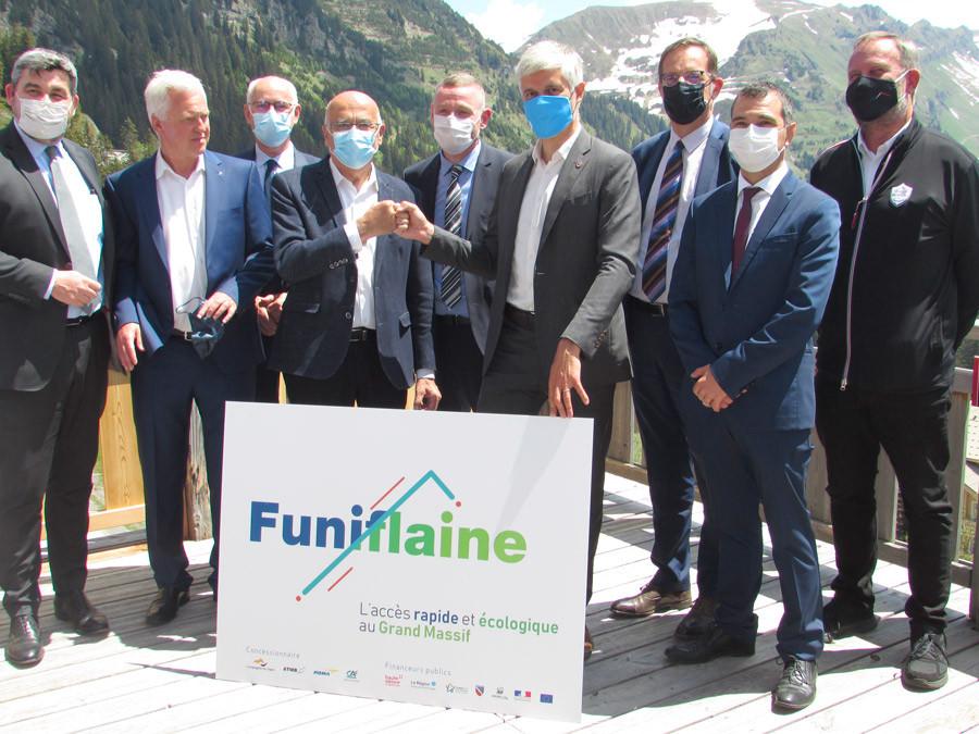 funiflaine Haute-Savoie