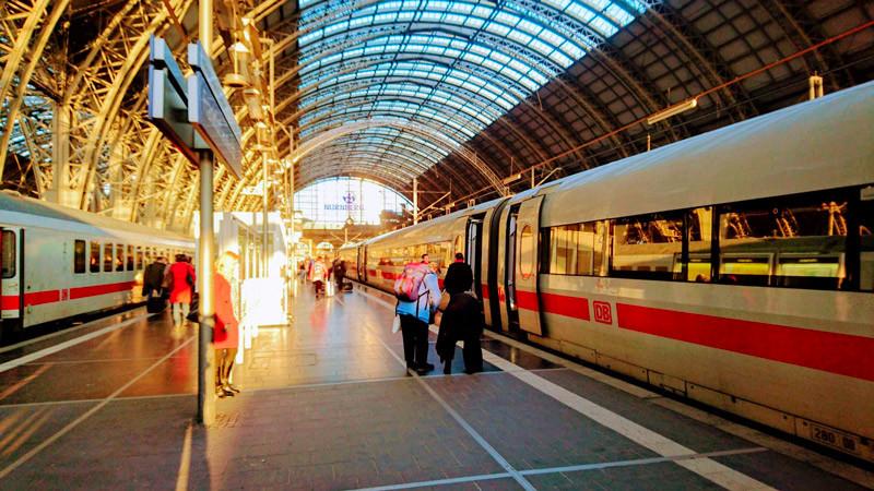 LGV Francfort-Mannheim