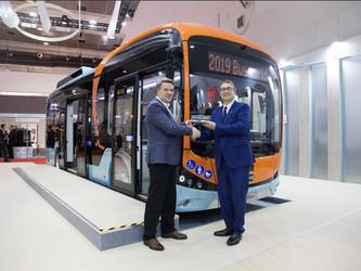 BYD : 55 bus pour la Norvège