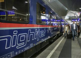 Stratégie austro-suisse (ÖBB-CFF) pour les trains de nuit