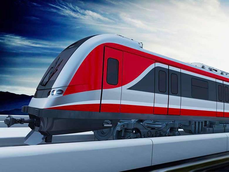 train électrique du Caire