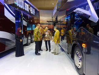 Busworld Southeast Asia reporté en août 2021