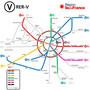 RER Vélo : l'Île-de-France lance les cinq premiers axes