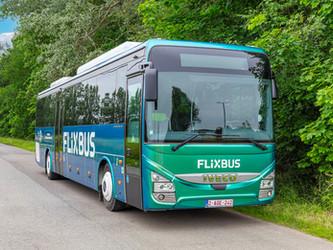 FlixBus fait le choix du Crossway GNC