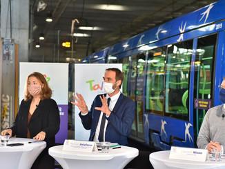 Montpellier va acheter 77 rames de tram