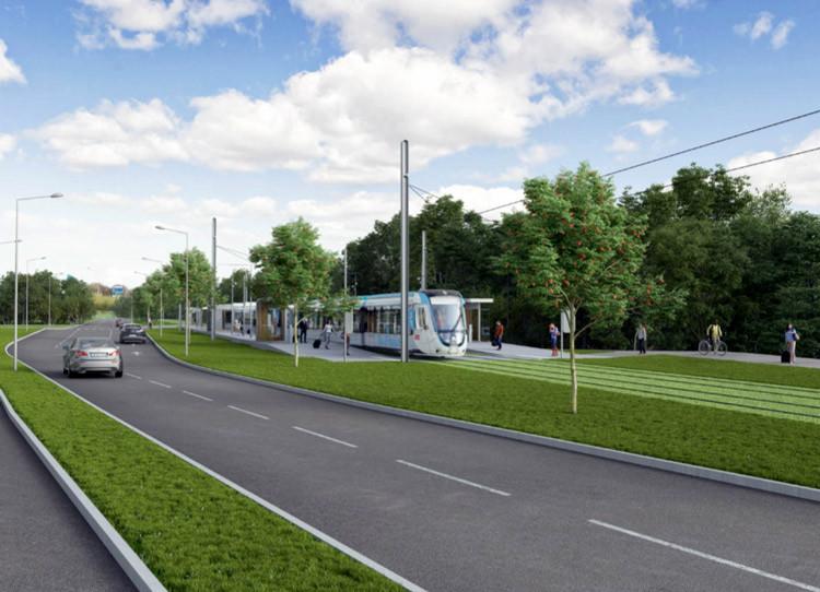 tram T12