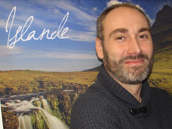 Christophe Barré, responsable marketing de Quartier Libre. © Jean-François Bélanger