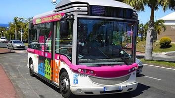 Réunion : la CIVIS commande six navettes Bluebus